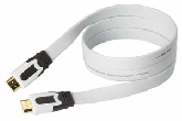 Kabel HDMI Real Cable HD-E-SNOW 1,0 m